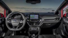 Gli interni della Fiesta ST 2018