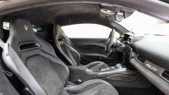 Gli interni della Maserati MC20