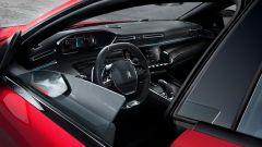 Gli interni della Peugeot 508