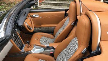 Gli interni dell'Autobody 387 Speedster