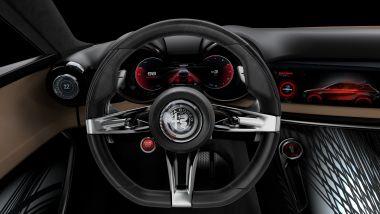 Gli interni di Alfa Romeo Tonale