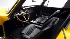 Gli interni di Ferrari 275 GTB4