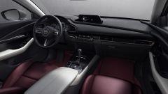 Gli interni di Mazda CX-30 100th Anniversary
