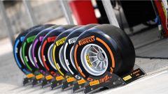 Gli pneumatici Pirelli P Zero Formula Uno