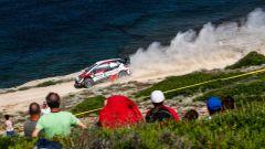 Gli scenari offerti dal WRC Sardegna sono tra i più spettacolari della stagione