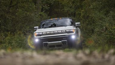 GMC Hummer EV 2022: dotazioni da fuoristrada vero