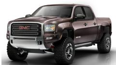 GMC Sierra All Terrain HD Concept - Immagine: 1