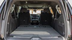 GMC Yukon Denali XL: l'enorme bagagliaio