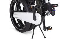 Gocycle G4: batteria removibile
