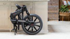 Gocycle G4: eccola piegata