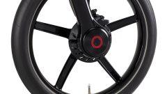 Gocycle G4: il minuscolo motore integrato nel mozzo anteriore