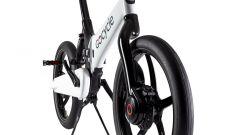 Gocycle G4: la forcella monolaterale