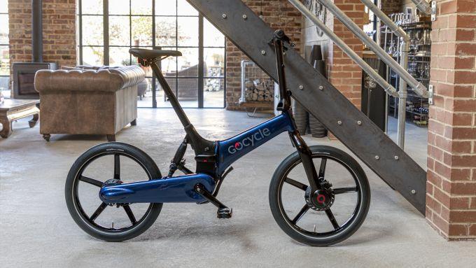 Gocycle G4: le nuove e-bike foldable inglesi