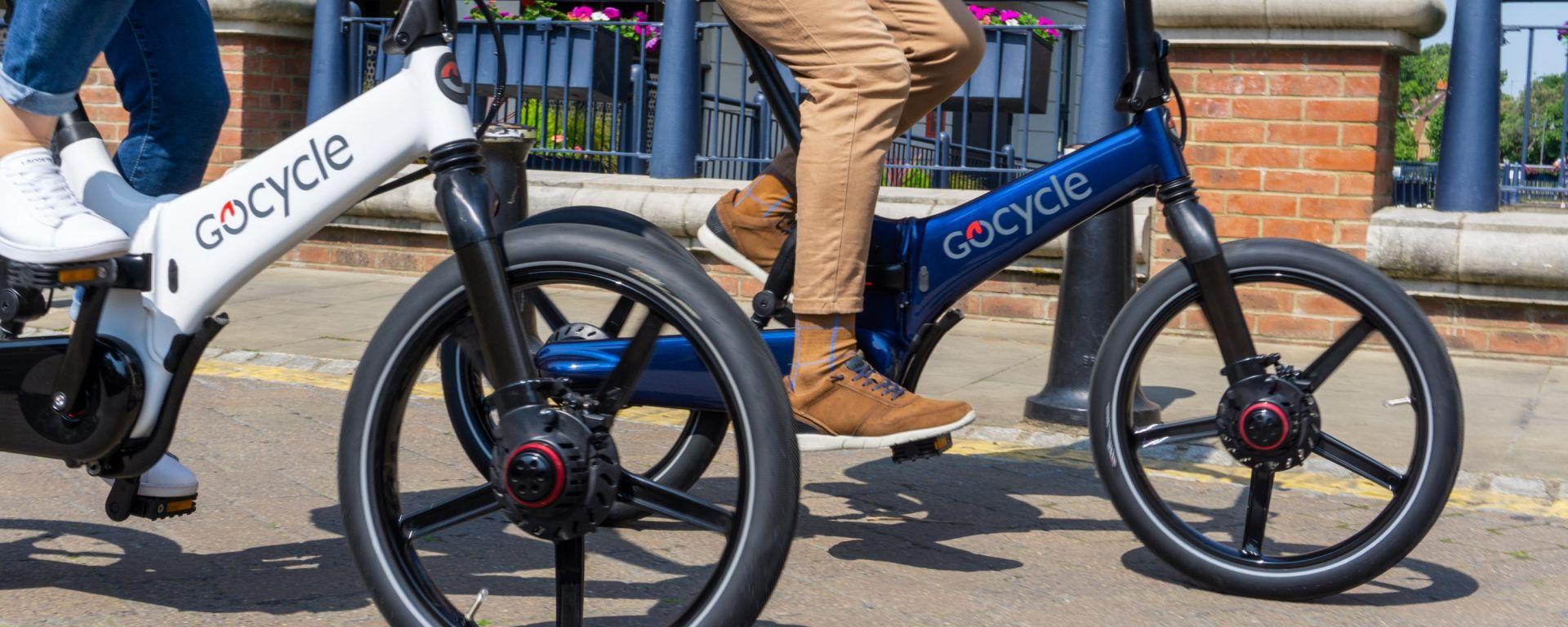 Gocycle GX 2020: il nuovo modello