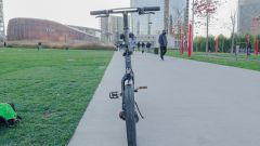 GoCycle GXi: visuale frontale