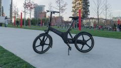 GoCycle GXi: visuale laterale