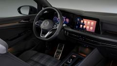 Golf GTD 2020: tecnologia a bordo
