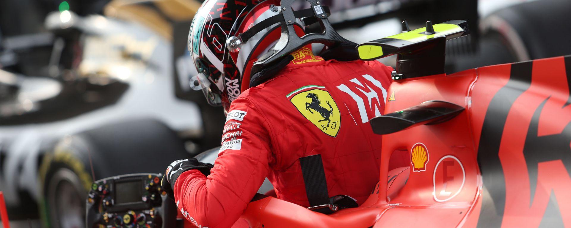 Dalle gomme al dualismo Vettel-Leclerc: Ferrari è un rompicapo