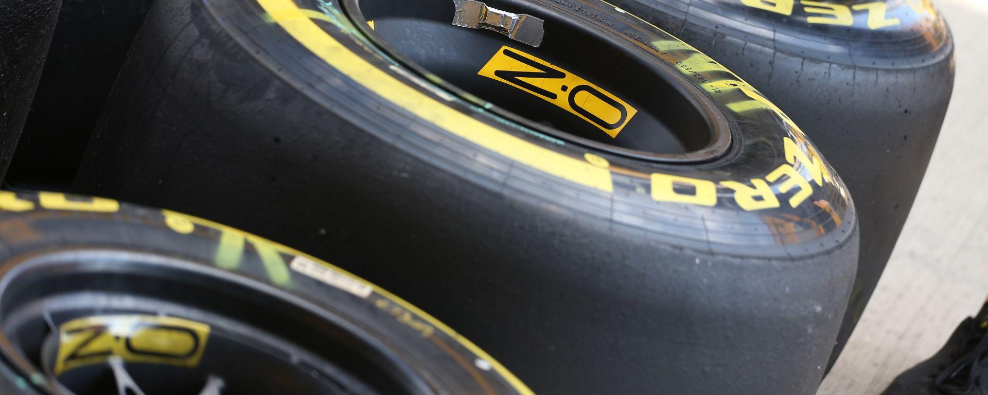 Gomme Pirelli Medium