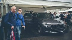 Goodwood 2016: c'è anche la Maserati Levante