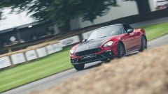 Goodwood 2016: ecco l'Abarth 124 spider