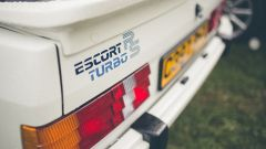 Goodwood 2016: la Escort RS Turbo