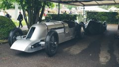 Goodwood 2016: la Voisins che fece il record di velocità nel 1927