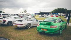 Goodwood 2016: Porsche GT3 RS c'è... e si vede!