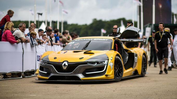 Goodwood 2016: Renault Sport R.S. 01