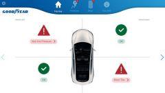 Goodyear porta su strada il prototipo di pneumatico intelligente - Immagine: 1