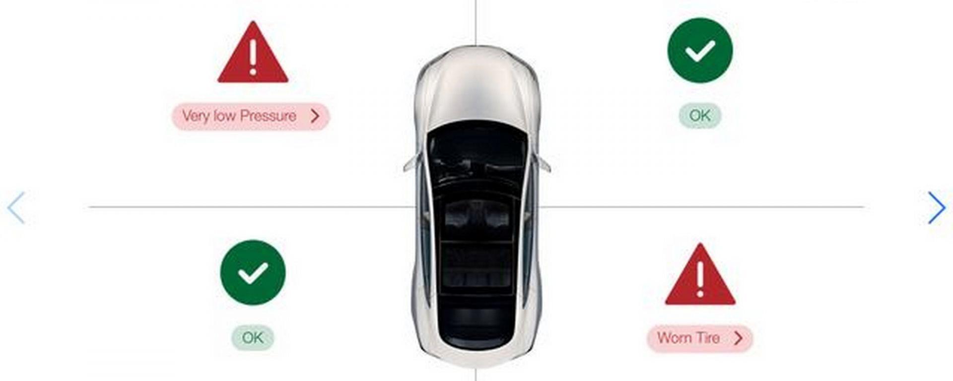 Goodyear porta su strada il prototipo di pneumatico intelligente