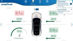 Goodyear porta su strada il prototipo di pneumatico intelligente - Immagine: 4