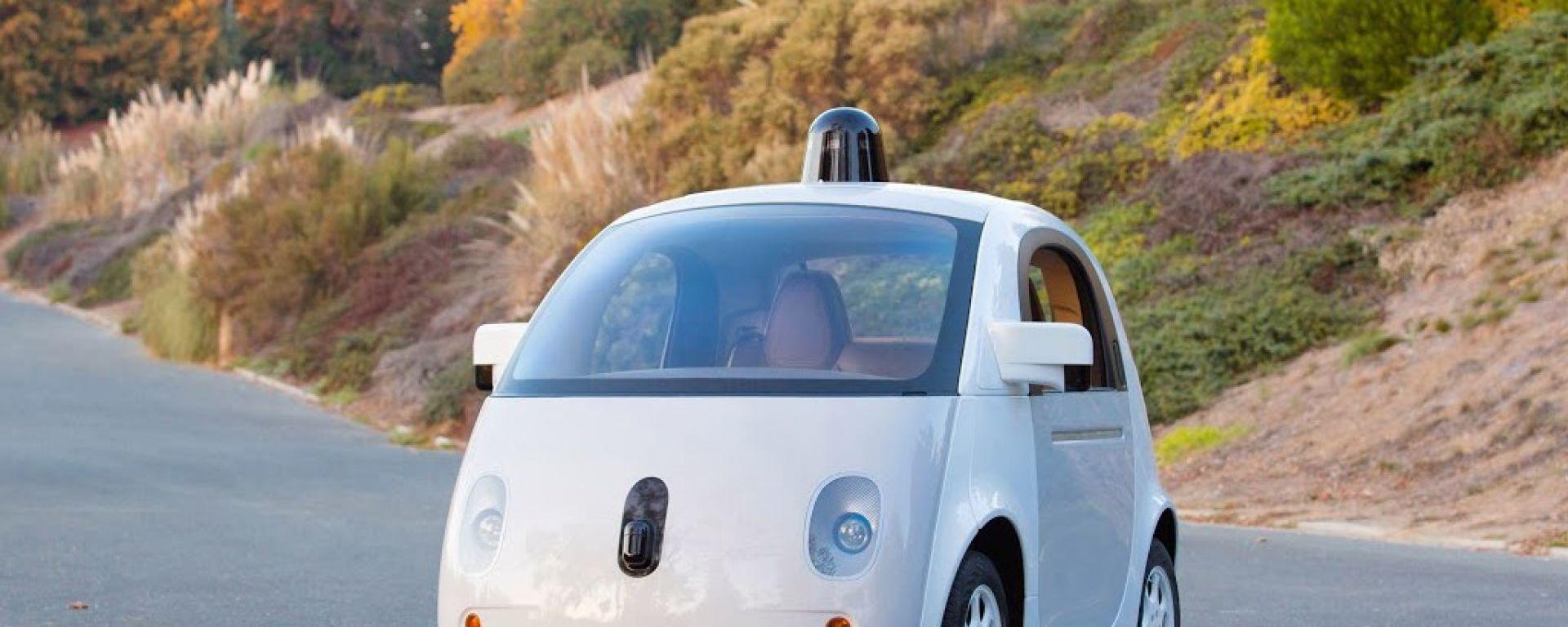 Google Car: arriva il primo prototipo funzionante