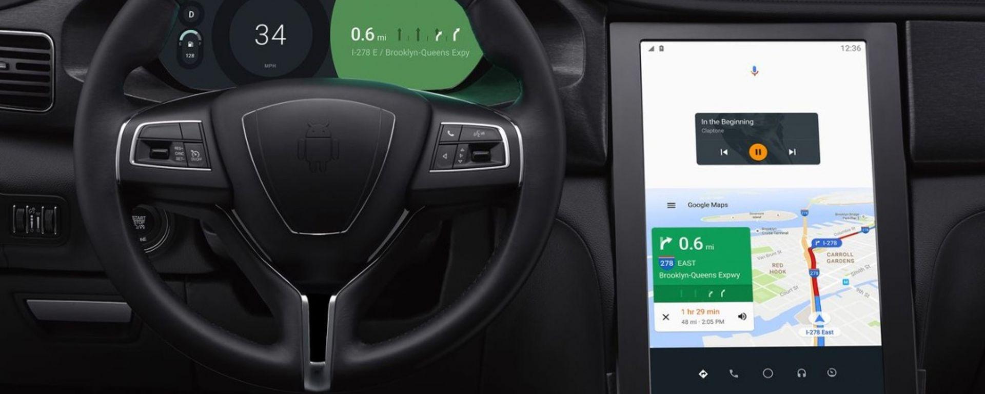 Android Auto: in futuro sarà per tutti