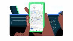 Google Maps e la nuova scheda