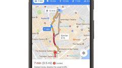 Google Maps: ora ti dice se (forse) c'è parcheggio - Immagine: 2