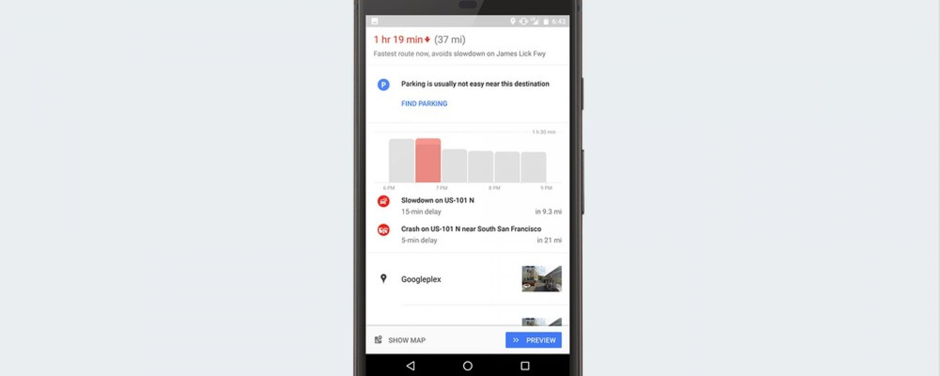 Google Maps: ora ti dice se (forse) c'è parcheggio