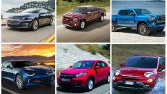Google Trends 2015: 500X e Renegade tra le auto più cercate negli USA - Immagine: 1