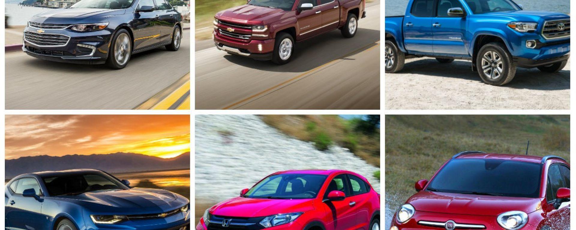 Google Trends 2015: 500X e Renegade tra le auto più cercate negli USA
