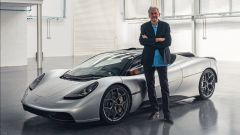 Gordon Murray e la T.50