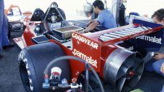 Gordon Murray T.50 Niki Lauda: la Brabham BT46 B di Formula Uno (1978) ai box