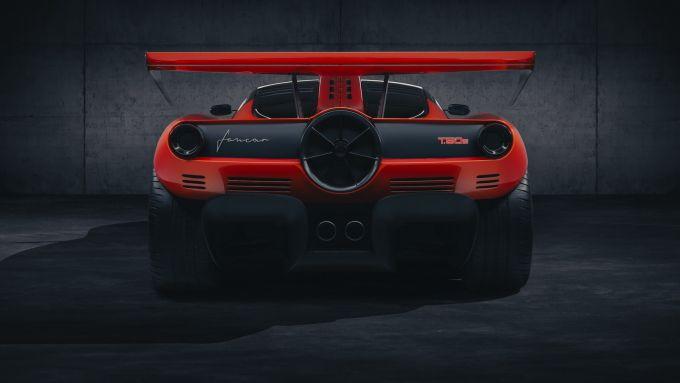 Gordon Murray T.50 Niki Lauda: la ventola posteriore da 400 mm per generare carico aerodinamico