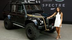 Gordon Ramsay compra la Land Rover Defender SVX Concept di James Bond