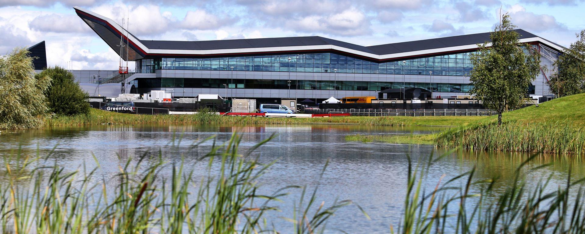 GP 70° Anniversario F1, Silverstone: Atmosfera dal circuito
