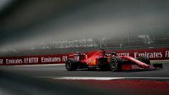 GP 70° Anniversario, Silverstone: Sebastian Vettel (Ferrari)