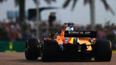 GP Abu Dhabi 2018, Fernando Alonso (McLaren)