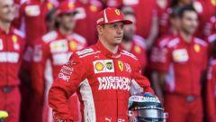 GP Abu Dhabi 2018 - Kimi Raikkonen (Ferrari)