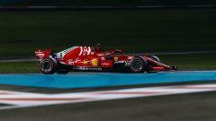 GP Abu Dhabi 2018, Sebastian Vettel (Ferrari)