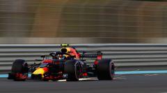 GP Abu Dhabi 2018, Verstappen (Red Bull)