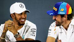 """Alonso: """"Hamilton ha punti deboli che nessuno sfrutta"""
